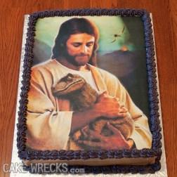 cake photo courtesy cakewrecks.com