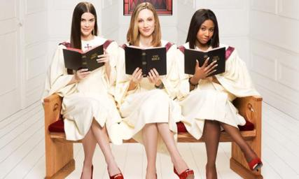 The Preachers' Daughters, just acting natural