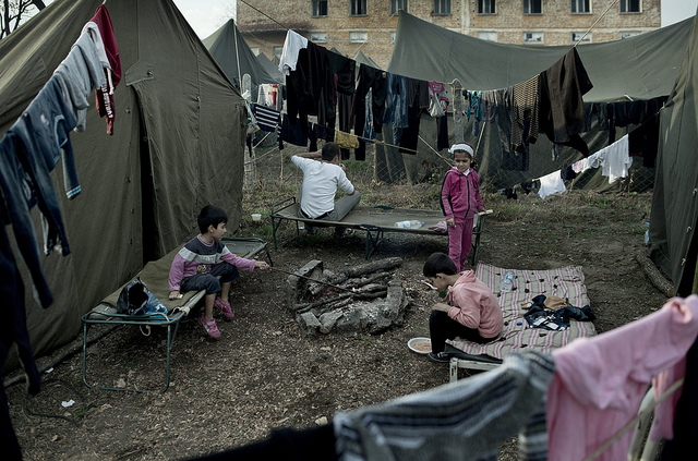 UNHCR/D. Kashavelov